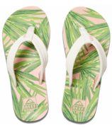 Reef Girls Kids Ahi Tropical Palms