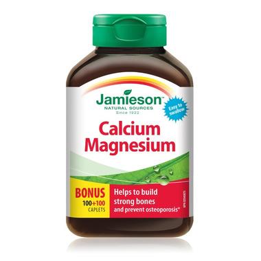Jamieson Calcium Magnesium Bonus Pack