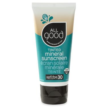All Good SPF 30 Tinted Sunscreen Lotion
