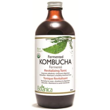 Botanica Fermented Kombucha (Certified Organic)