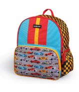 Crocodile Creek Kids Backpack Race Cars