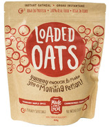 Made with Local Loaded Oats Cranberry Maple Spice
