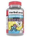 Herbaland Gummy for Kids: Vegan Omega 3