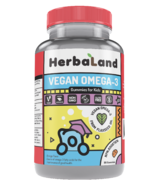 Herbaland Gummy for Kids: Vegan Omega 3