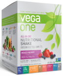 Vega One All-In-One Berry Shake Singles Box