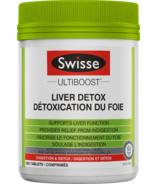 Swisse Ultiboost Liver Detox Value Size