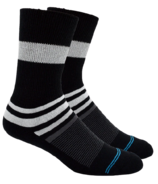 Dr. Segal's Diabetic Socks Black Stripe