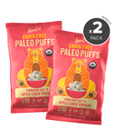 LesserEvil Paleo Puffs Himalayan Salt 'n Apple Cider Vinegar Bundle