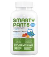 SmartyPants Kids Complete Plus Fiber