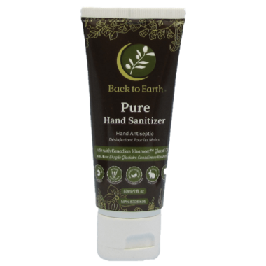 Back to Earth Pure Hand Sanitizer