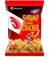 Nongshim Hot & Spicy Shrimp Cracker