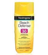 Neutrogena Beach Defense Sunscreen Lotion