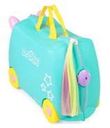 Trunki Una the Unicorn Ride-On Suitcase