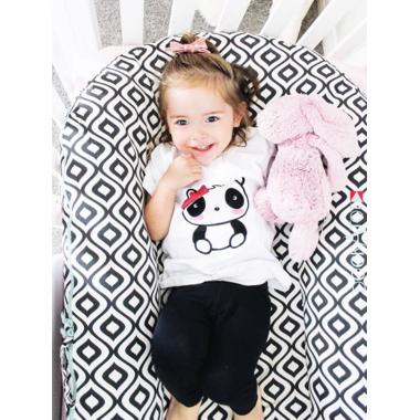 Today\'s Modern Bebe Miss Panda Shirt