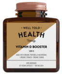 Well Told Health Vitamin D Booster