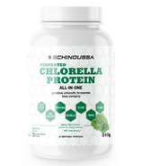 Schinoussa Fermented Chlorella Protein Matcha Mint