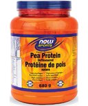 Now Sports Organic Pea Protein Powder Unflavoured
