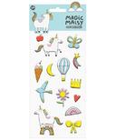 Magic Maisy Glossy Puffy Stickers