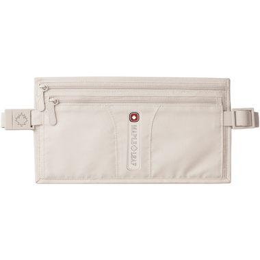 Maple Leaf Travel Double Pocket Money Belt