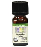 Aura Cacia Lavender Spike Organic Essential Oil