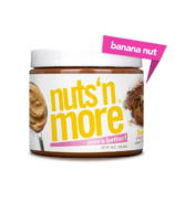 Nuts n More High Protein Peanut Butter Banana Nut