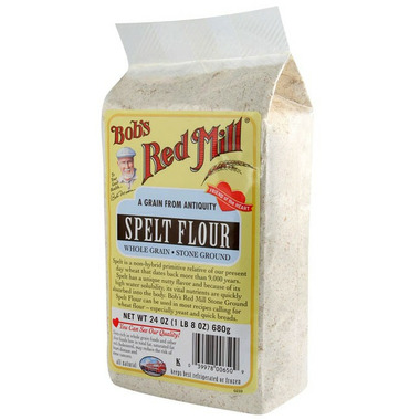 Bob\'s Red Mill Stone Ground Spelt Flour