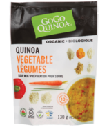 GoGo Quinoa Instant Quinoa Vegetable Soup