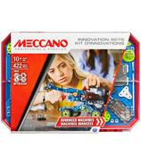 Meccano Advanced Machines Innovation Set