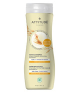 Attitude Sensitive Skin Shampoo Repair and Colour Protect Argan