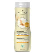 Attitude Sensitive Skin Shampoo Repair and Colour Protect Argan