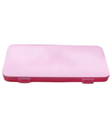 Just In Case Face Mask Case Pink