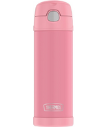 Thermos FUNtainer Insulated Bottle Pastel Pink