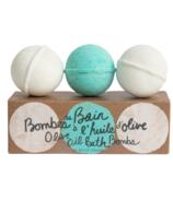 La Belle Excuse LOLO Olive Oil Bath Bombs