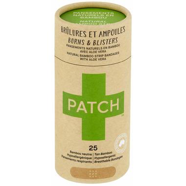 Patch Aloe Vera Adhesive Bandages