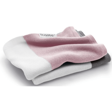 Bugaboo Light Cotton Blanket Soft Pink