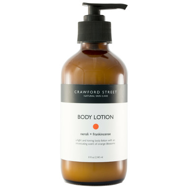 Crawford Street Neroli and Frankincense Body Lotion