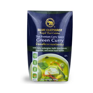 Blue Elephant Thai Premium Green Curry Sauce