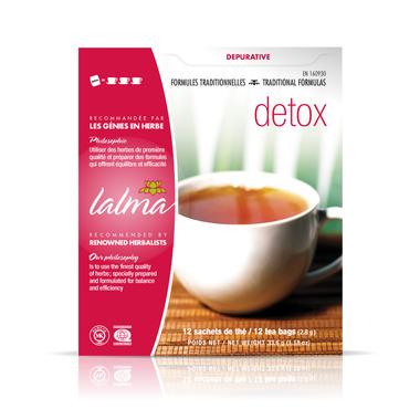 Lalma Detox Tea