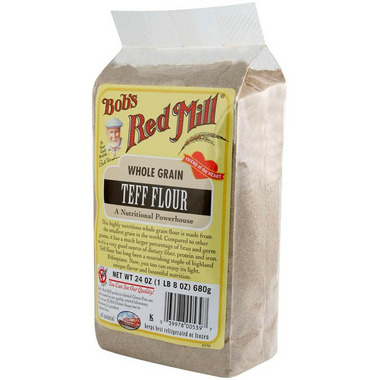 Bob\'s Red Mill Whole Grain Teff Flour