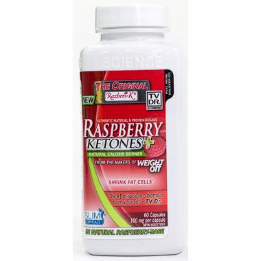 Razberi-K Raspberry Ketones Plus