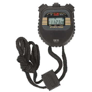 Bios Fitness Sports Timer Stopwatch