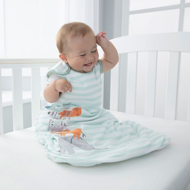 Grobag Baby Sleep Bag Tog 2.5 Jungle Stack 18-36 Months