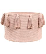Lorena Canals Basket Tassels Vintage Nude