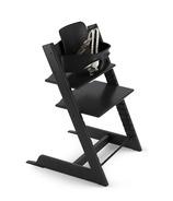 Stokke Tripp Trapp High Chair & Ensemble bébé noir