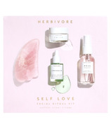 Herbivore Self Love Facial Ritual Kit