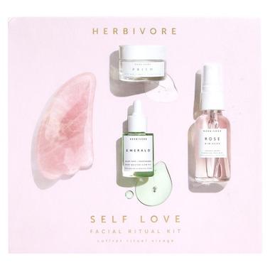 Herbivore Self Love Facial Ritual Kit
