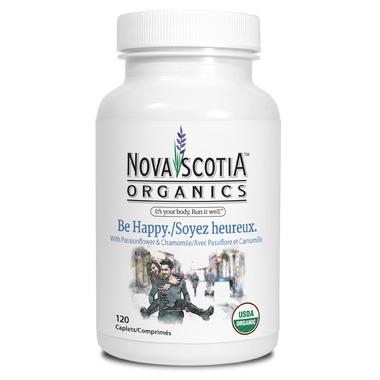 Nova Scotia Organics Be Happy