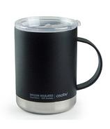 Asobu Ultimate Insulated Coffee Mug Black