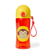 Skip Hop Zoo Lock-Top Sports Bottle Monkey