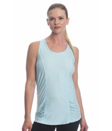Gaiam Energy Tank Iced Aqua Heather